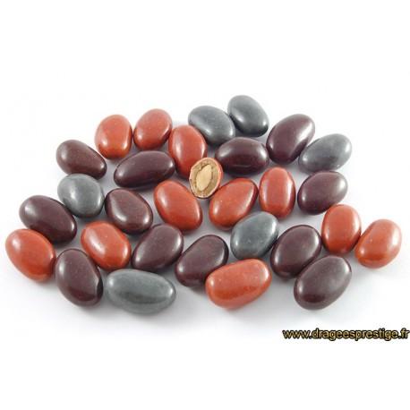 Dragées spéculoossimo multicolore 500g