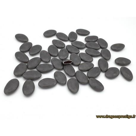 Dragées chocolat 54% gris